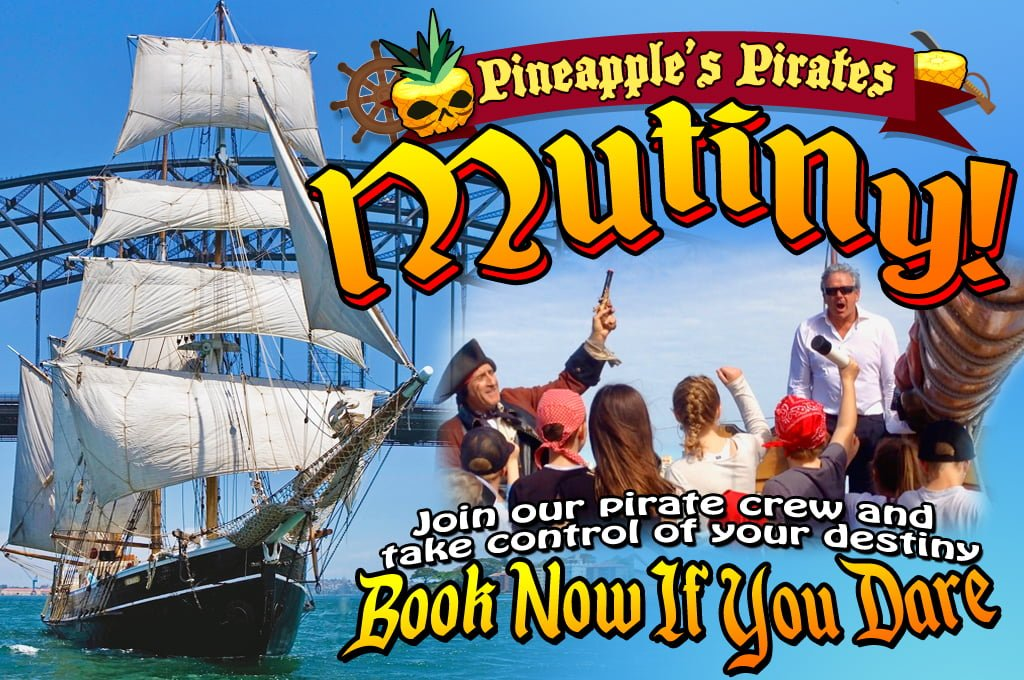 Pirate Parties in Sydney