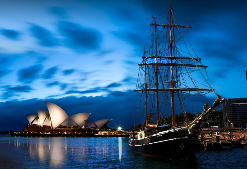 Sydney Harbor Cruises