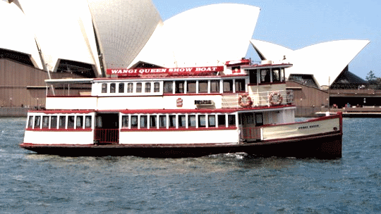 Australia Day Sydney Harbour Cruise | Sydney Tall Ships