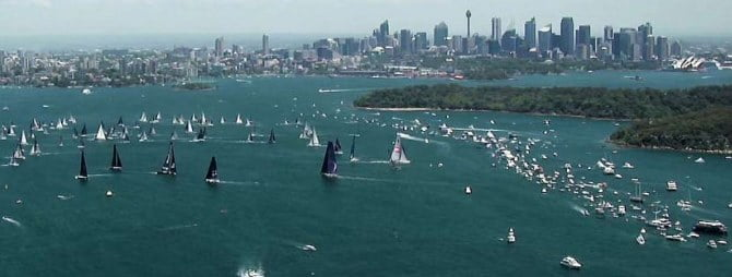 What is The Sydney To Hobart Race? | Sydney Harbour Tall Ships