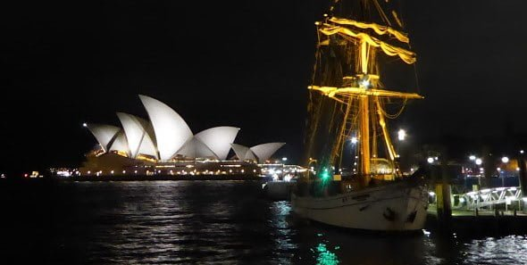 Evening Cruise Sydney Harbour