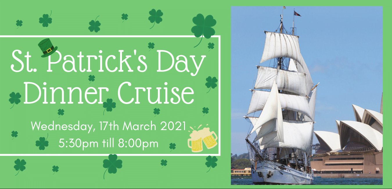 Celebrate St. Patrick's Day on a Tall Ship Cruise!